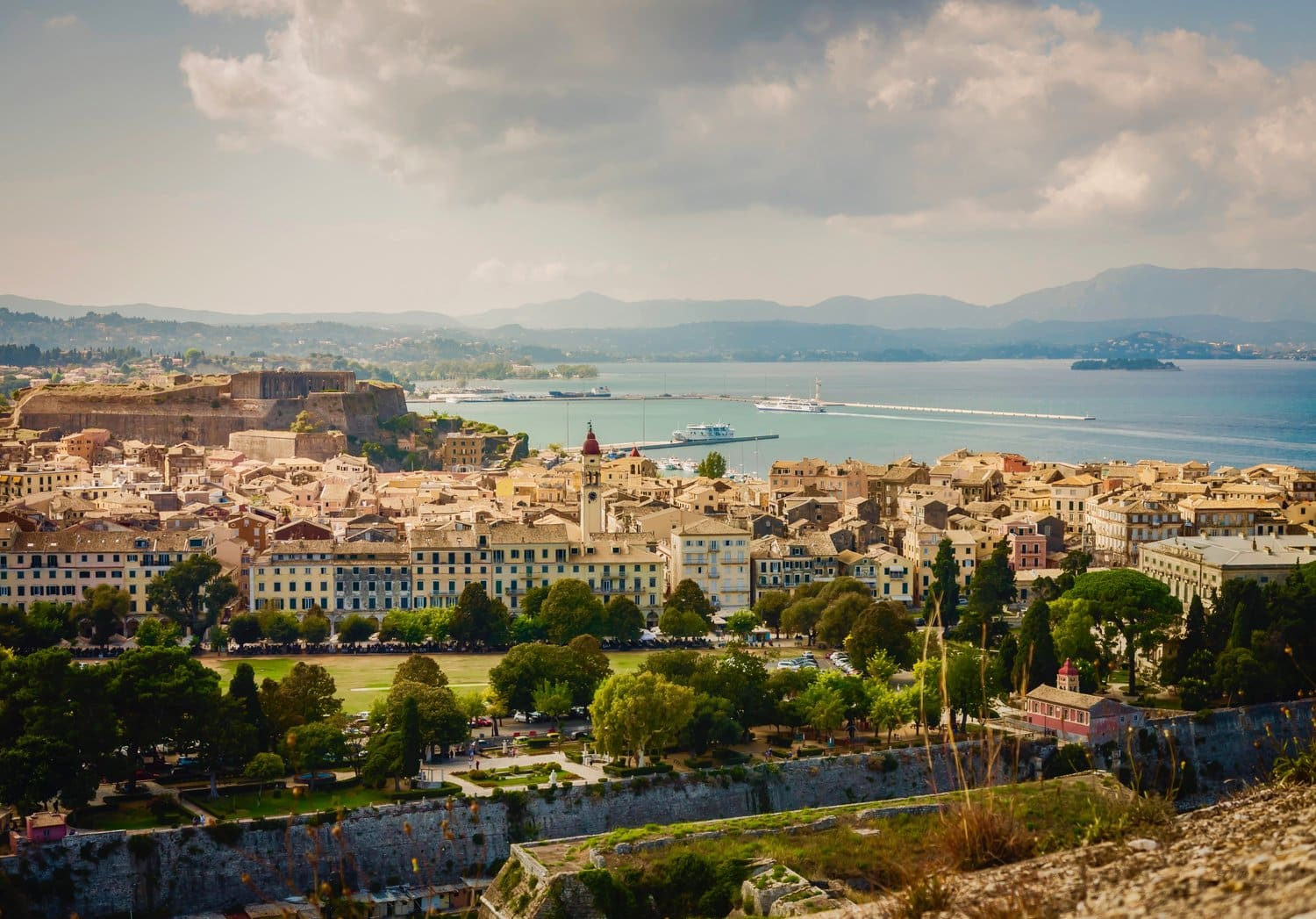 Enjoy the most of Corfu on a Daily Cruise